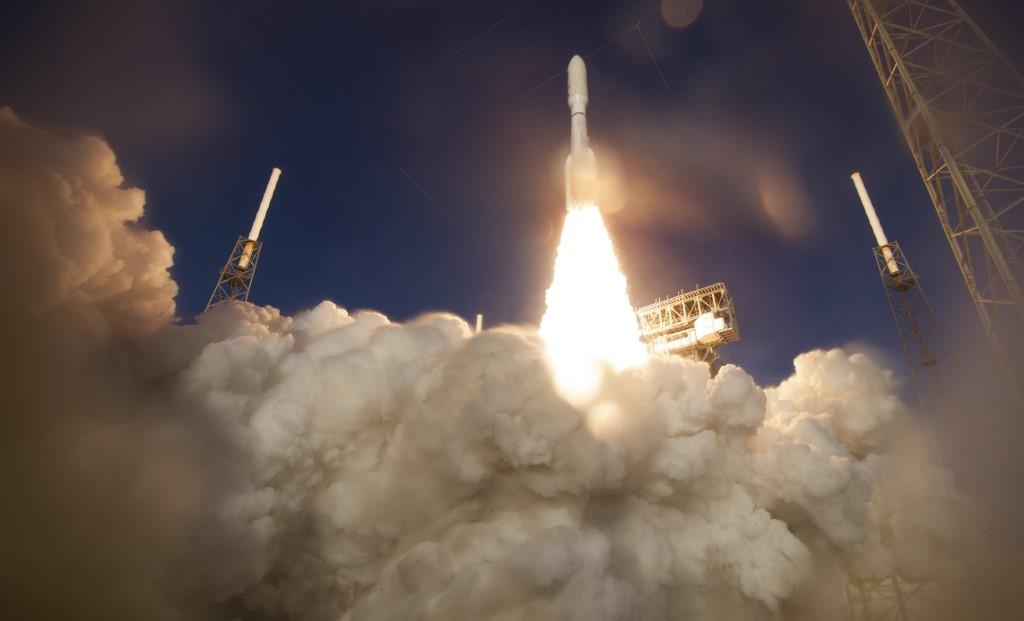 Lanzamiento de la misión Perseverance, de la NASA, rumbo a Marte
