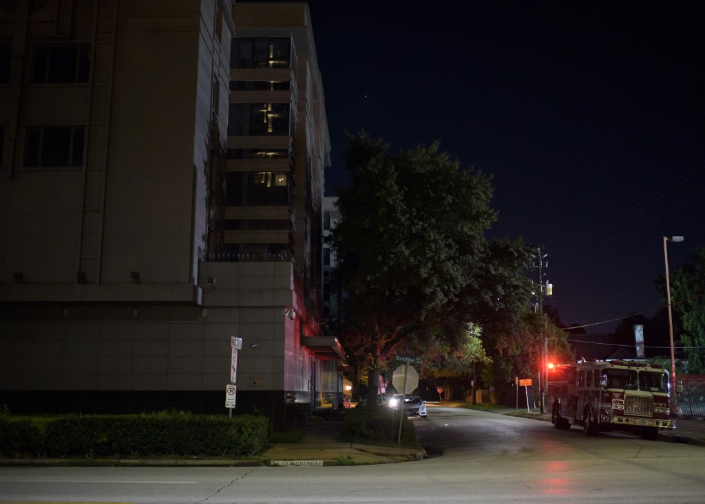 Consulado chino en Houston