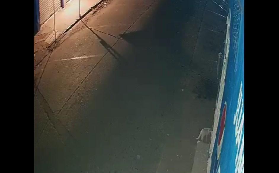 Supuesta aparición en calle de Jutiapa