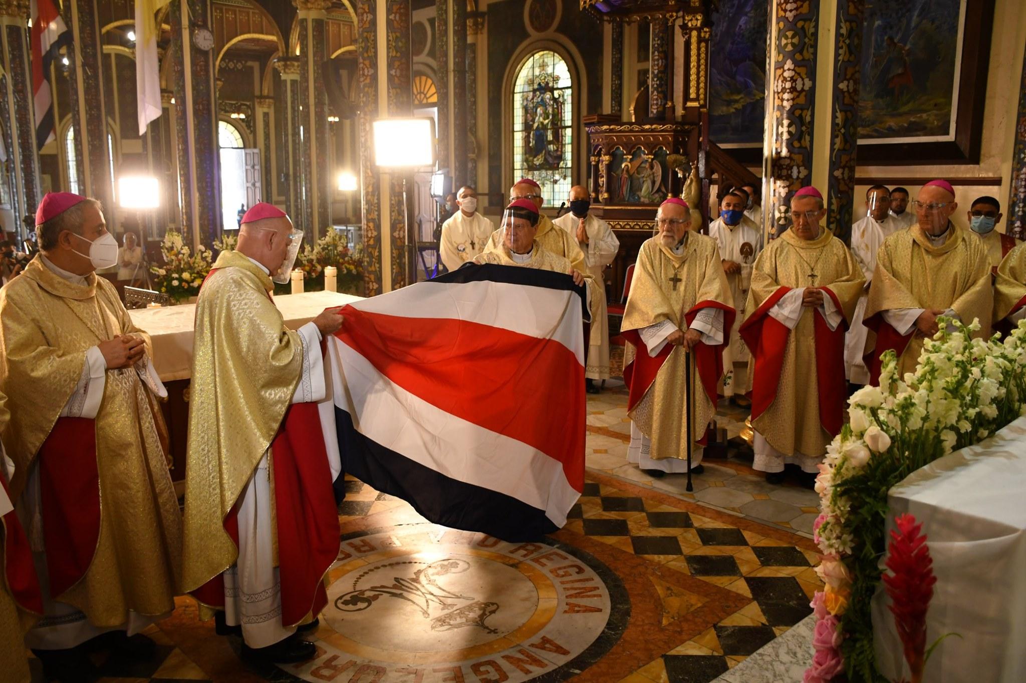 Virgen de los Ángeles Costa Rica