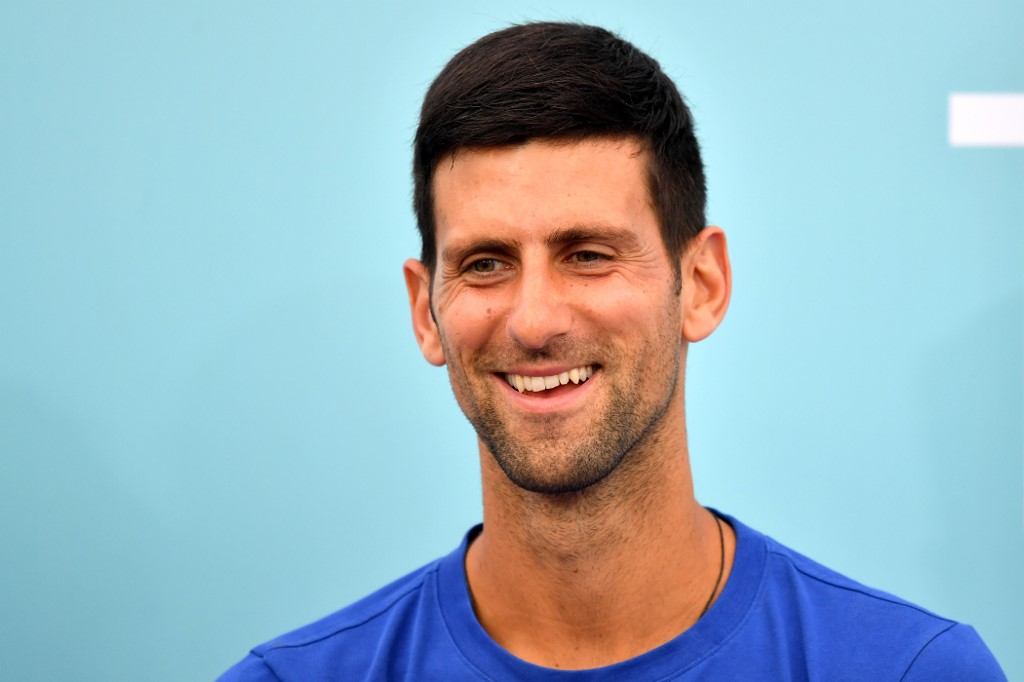 Novak Djokovic jugará el US Open