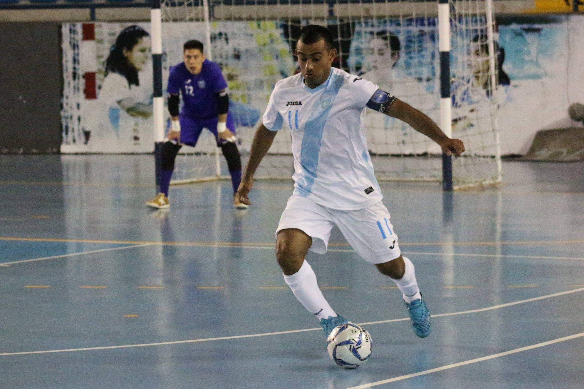 Guatemala sería sede del Premundial de la Concacaf de Futsal 2021