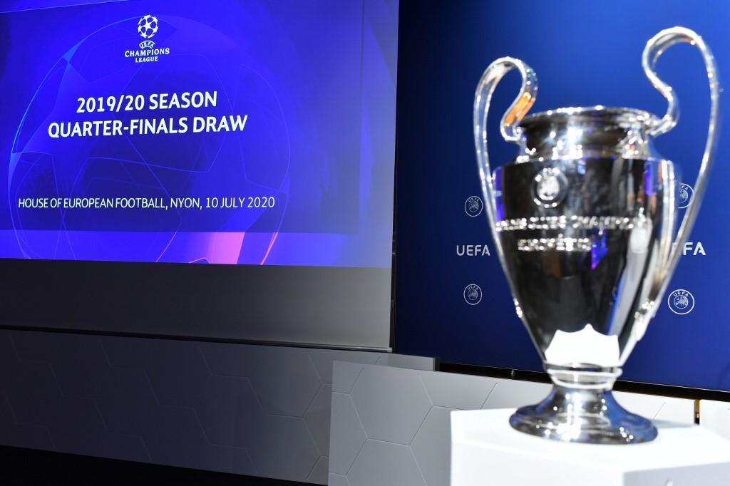 Horarios partidos de vuelta octavos de final Champions League 2020