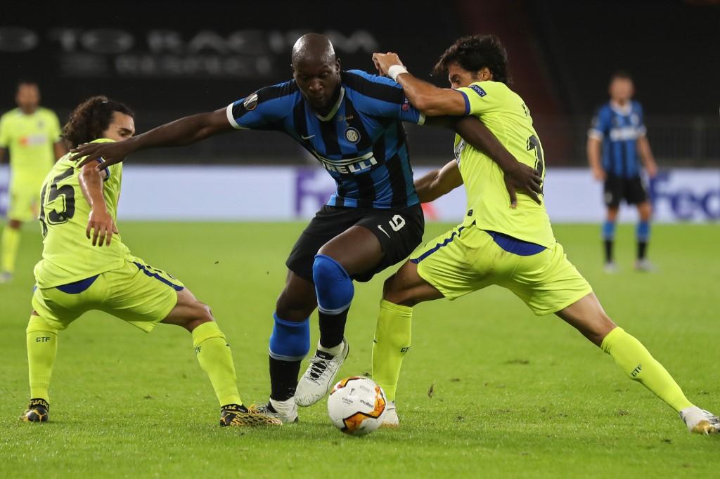 Inter vs Getafe, octavos de final Europa League