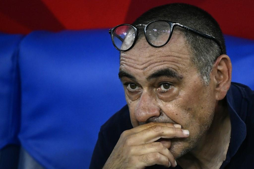 Maurizio Sarri queda fuera de la Juventus