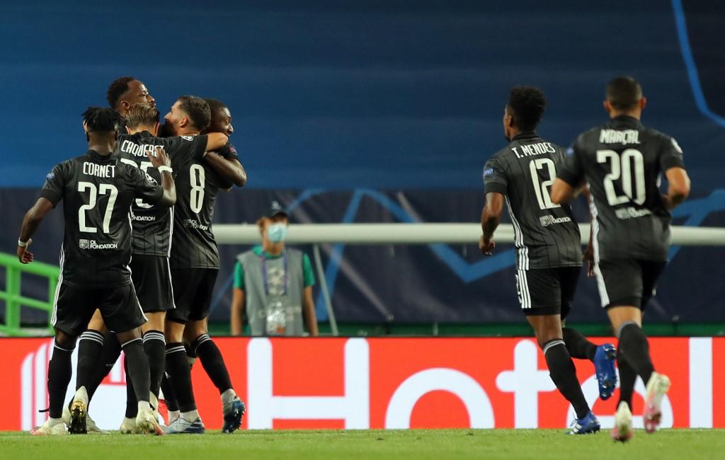 Lyon vs Manchester City resultado