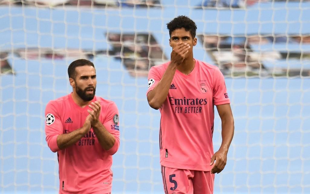 Raphael Varane habló sobre la eliminación del Real Madrid