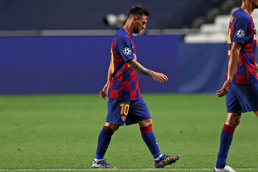 bayern Münich aplasta al Barcelona