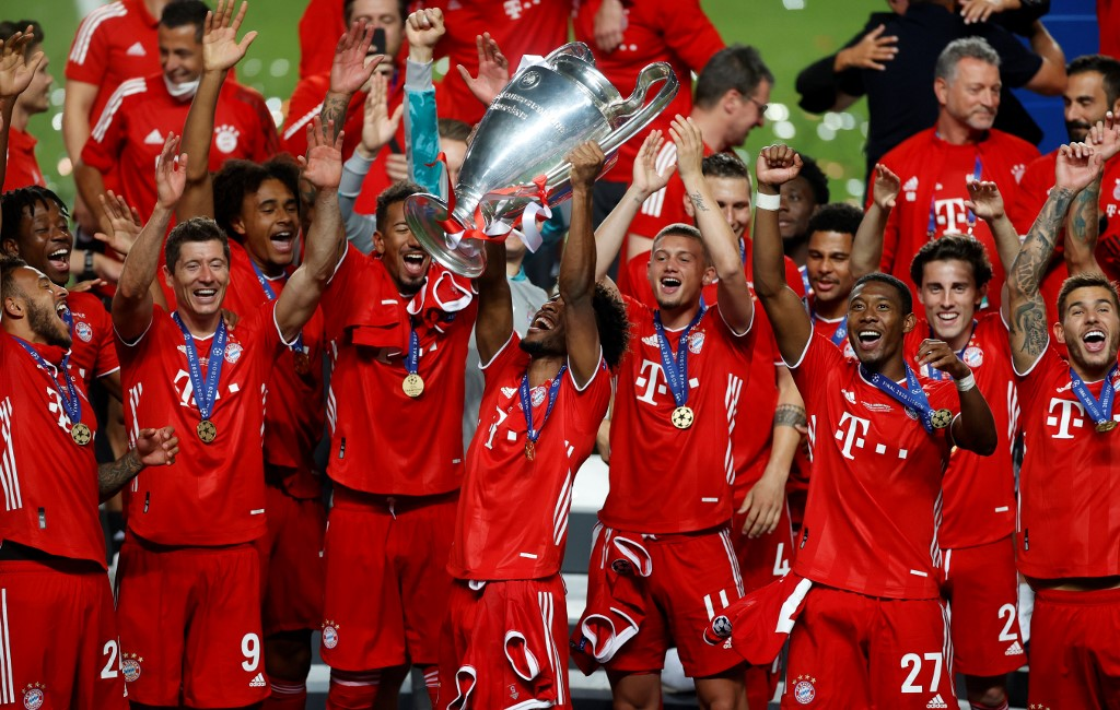 Bayern Münich campeón de la Champions League