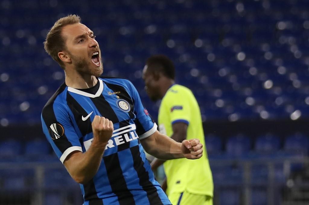 Inter de Milán clasifica a los cuartos de la Champions