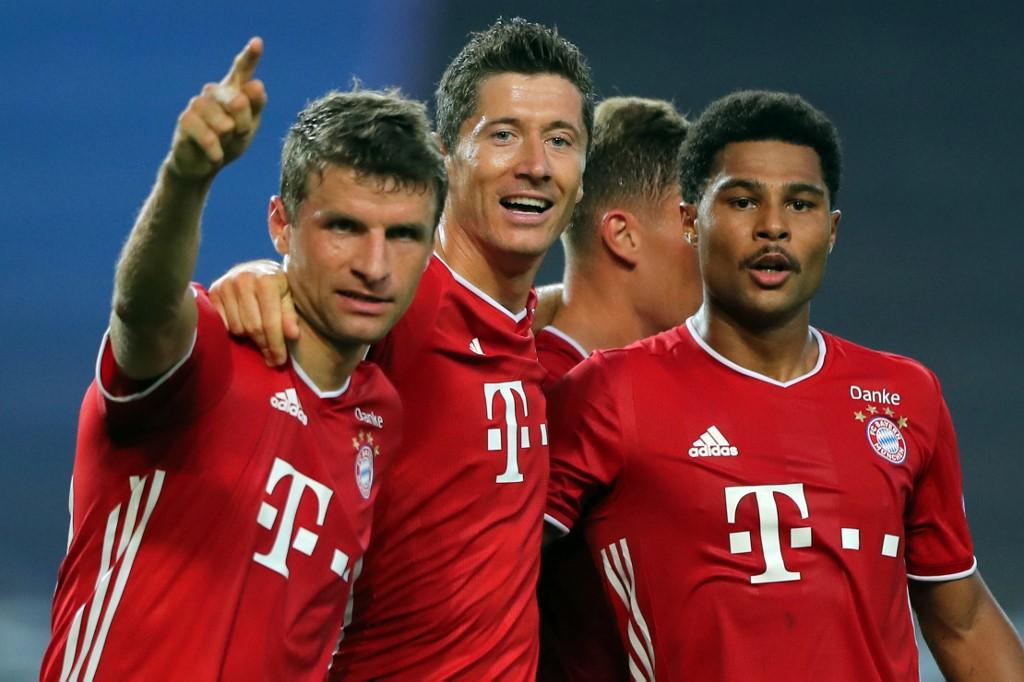 Bayern Münich avanza a las final de la Champions