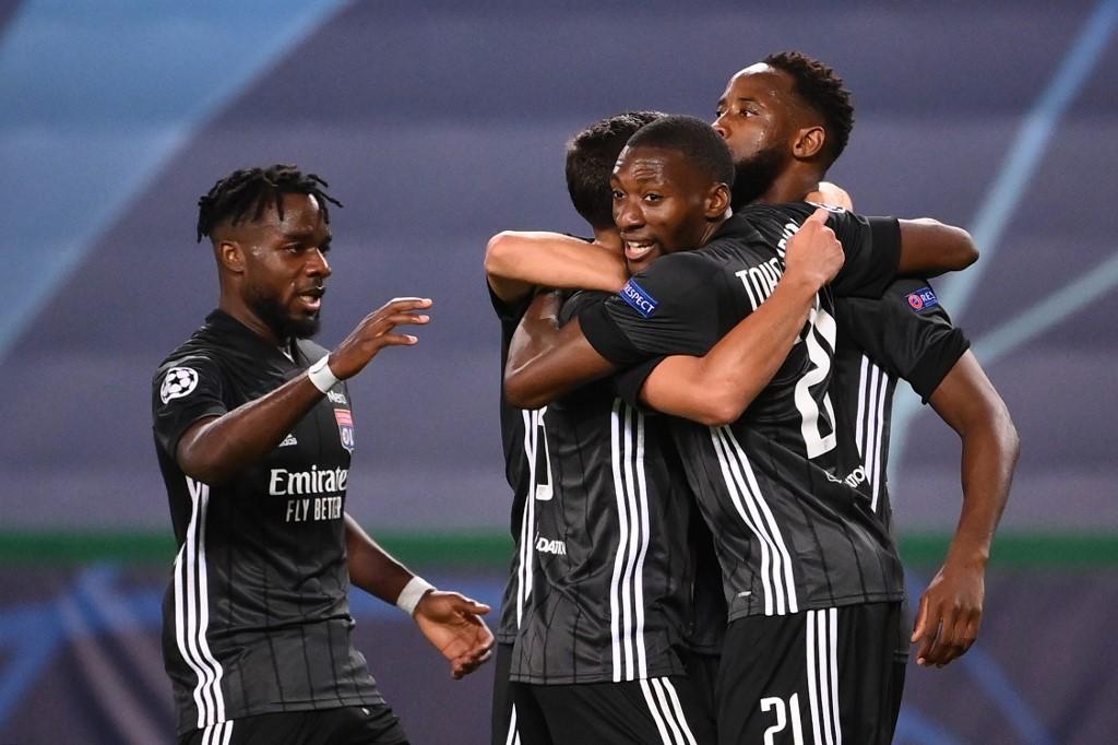 Lyon elimina al Manchester City de las semifinales de la Champions