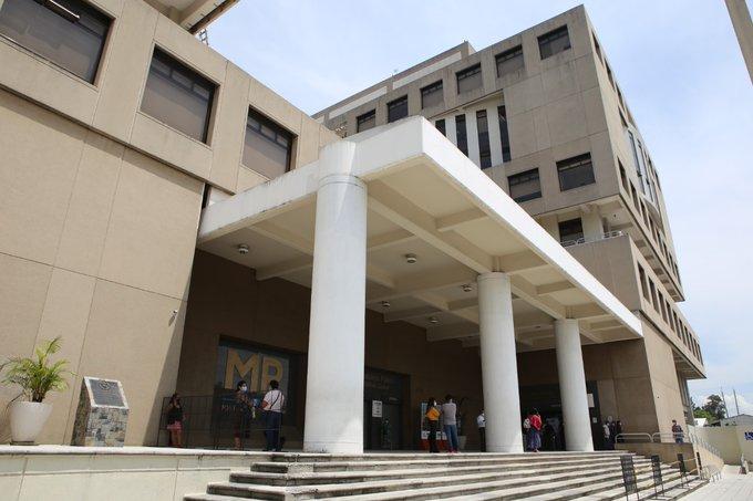 Sede central del MP.