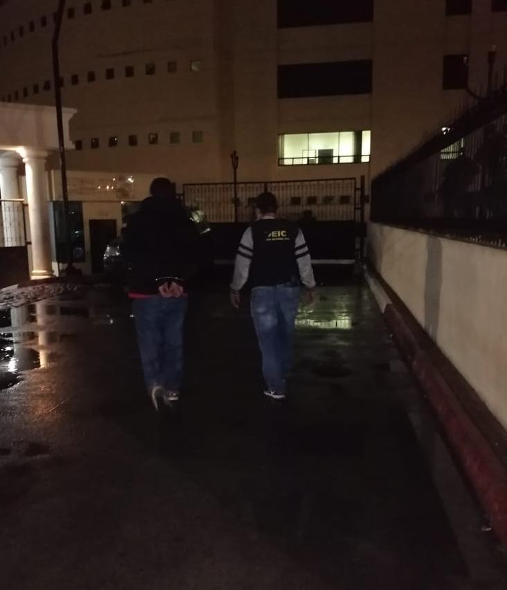 capturan a presunto agresor sexual en Quetzaltenango