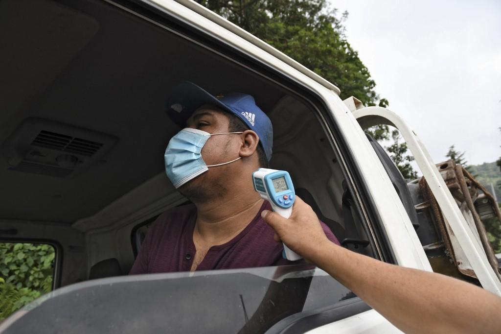 casos de coronavirus en Guatemala