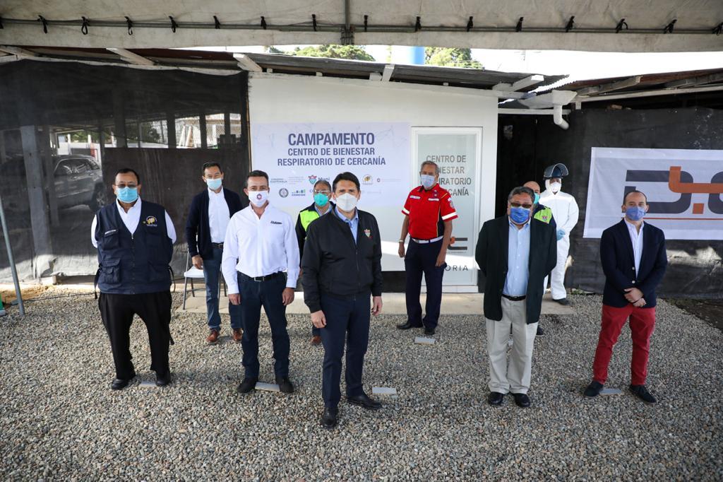 Municipalidad de Guatemala habilita Centro de Bienestar Respiratorio en la zona 14