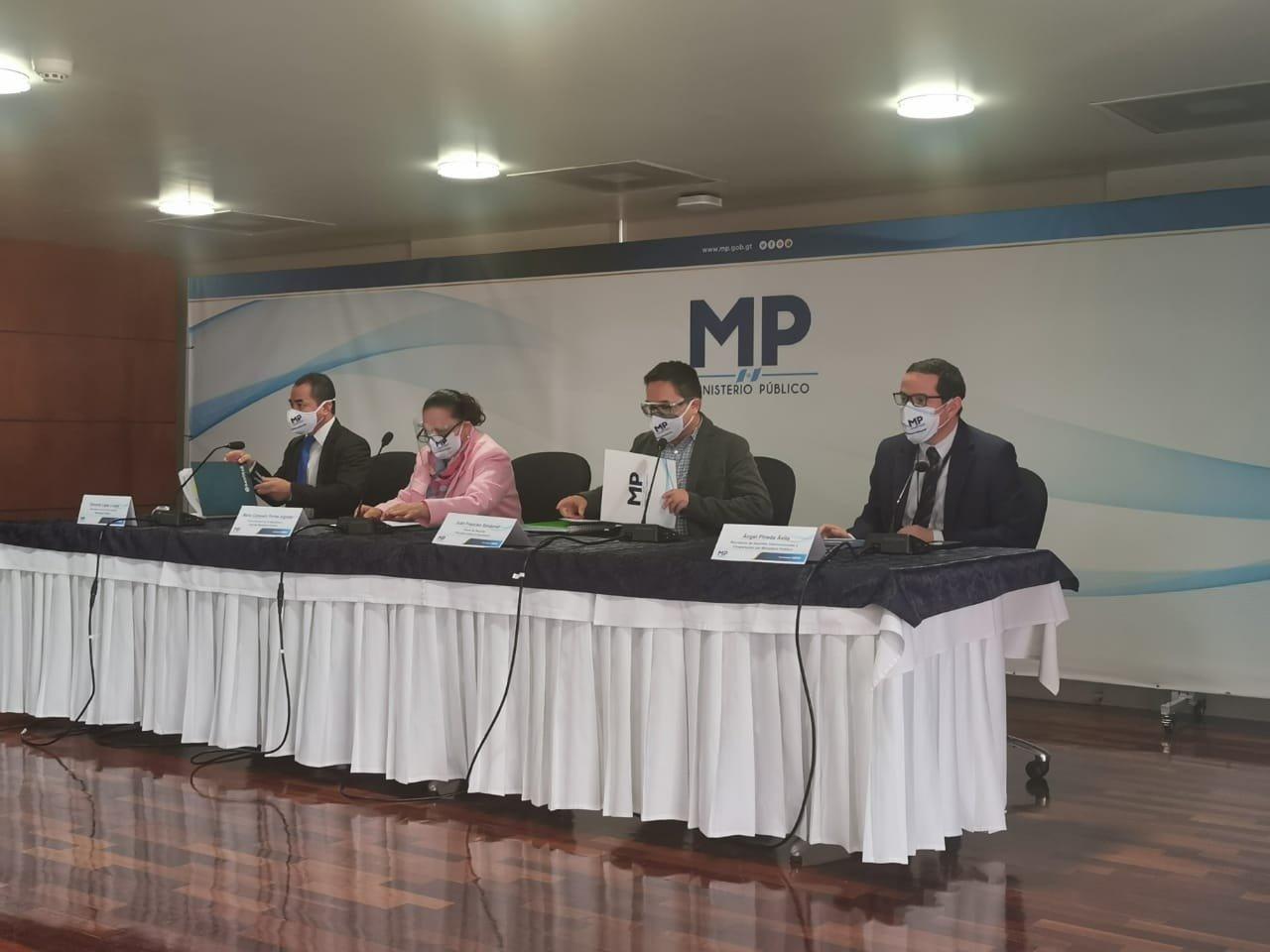 MP brinda detalles del caso de Alejandro Sinibaldi