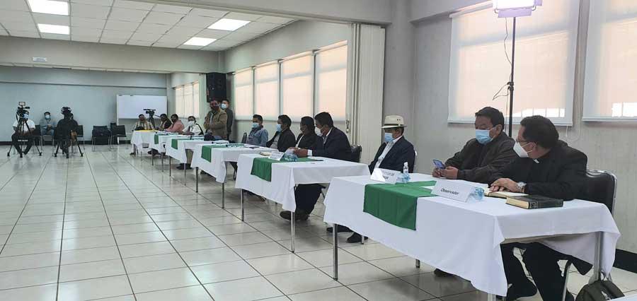 Delegaciones de Nahualá y Santa Catarina Ixtahuacán