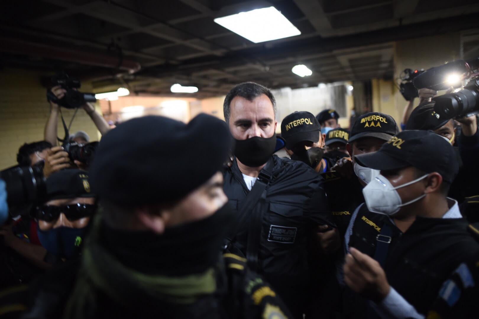 exministro de Comunicaciones, Alejandro Sinibaldi, capturado