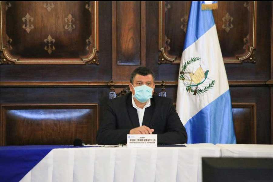 Vicepresidente Guillermo Castillo Reyes