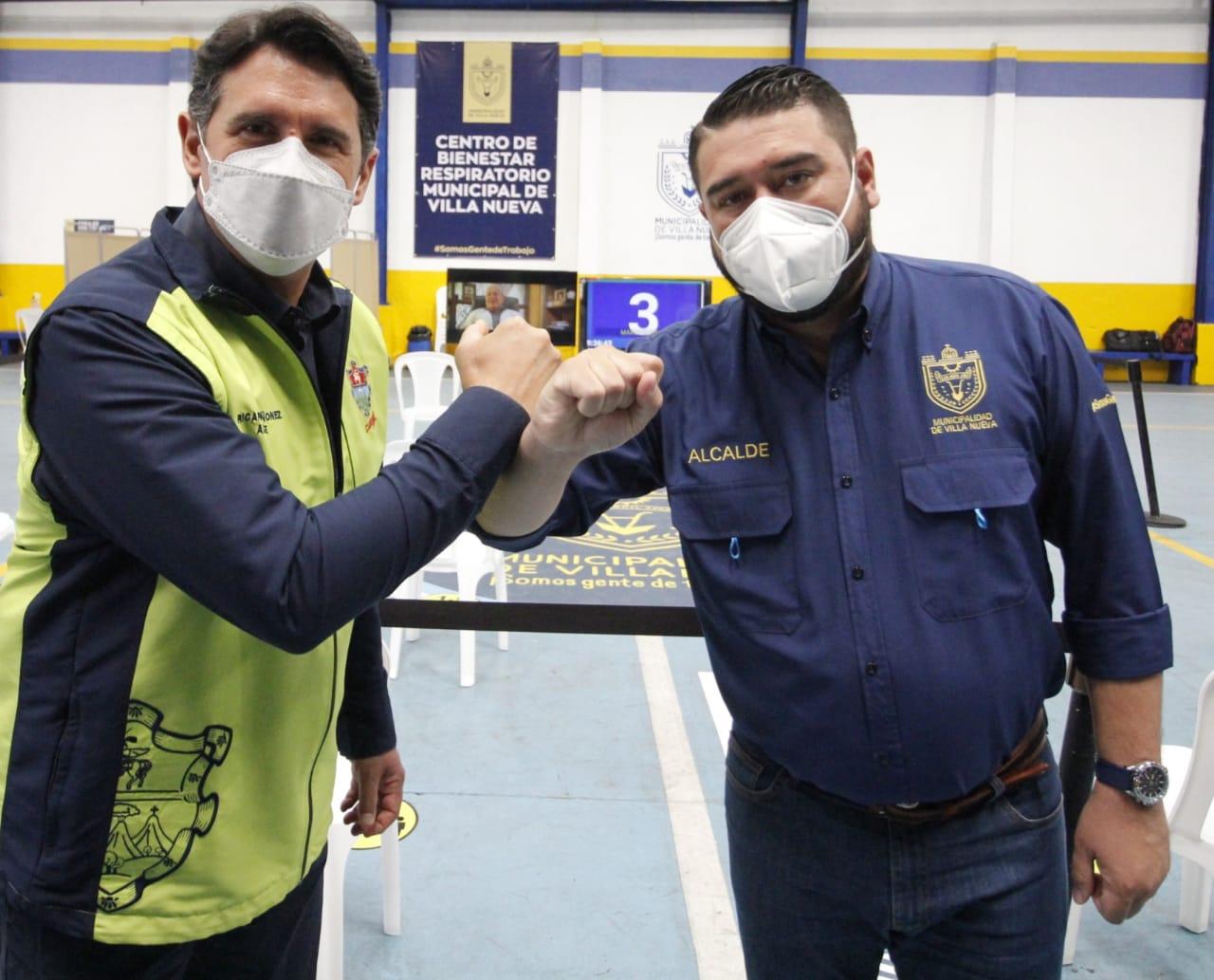 Inauguran Centro de Bienestar Respiratorio en Villa Nueva