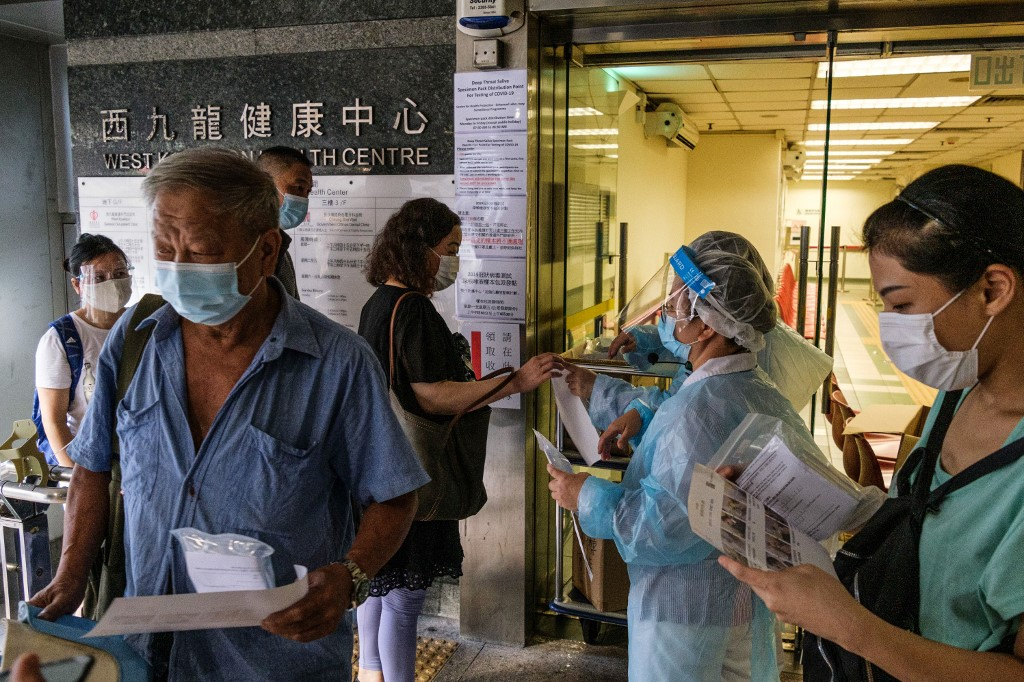 Coronavirus en China