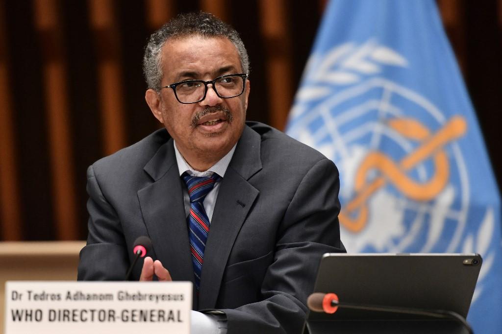 Tedros Adhanom Ghebreyesus, director de la OMS