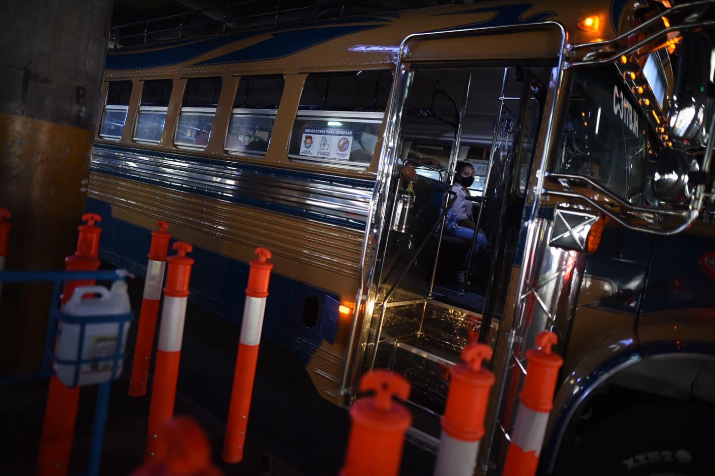 pruebas de transporte en Villa Nueva