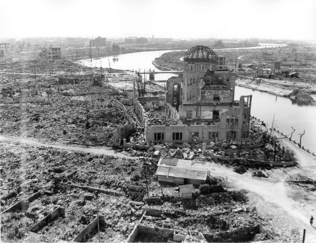 75 aniversario de la bomba de Hiroshima