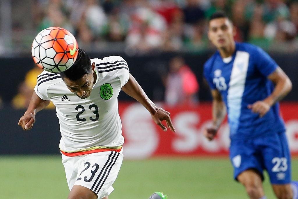 Alineaciones confirmadas amistoso México vs Guatemala