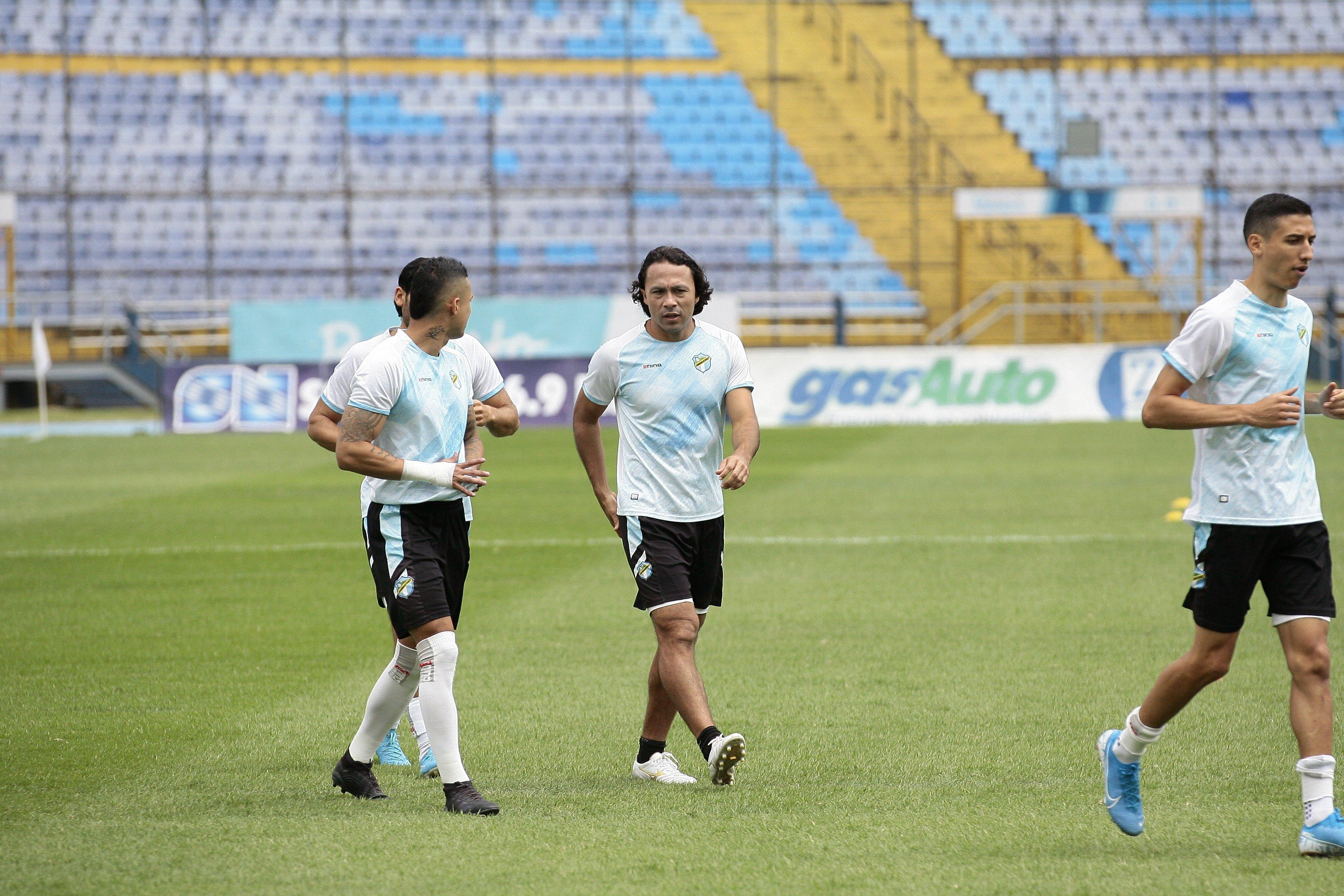 Antigua GFC vs Comunicaciones, Apertura 2020