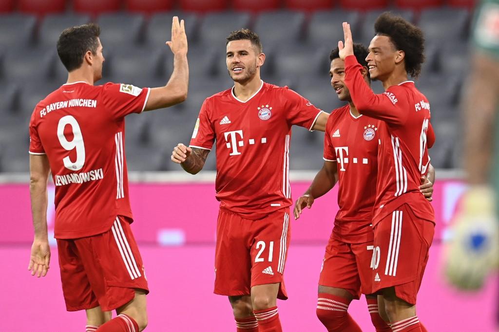 Bayern Münich aplasta al Schalke 04