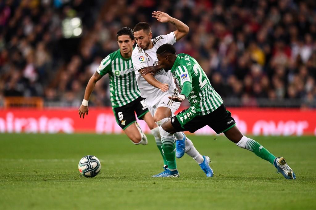 Convocados Real Madrid para enfrentar al Betis