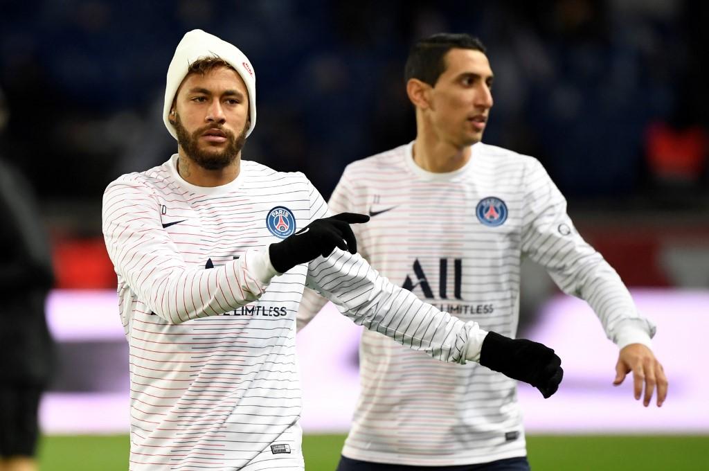Neymar y Di María dan positivo con Covid-19