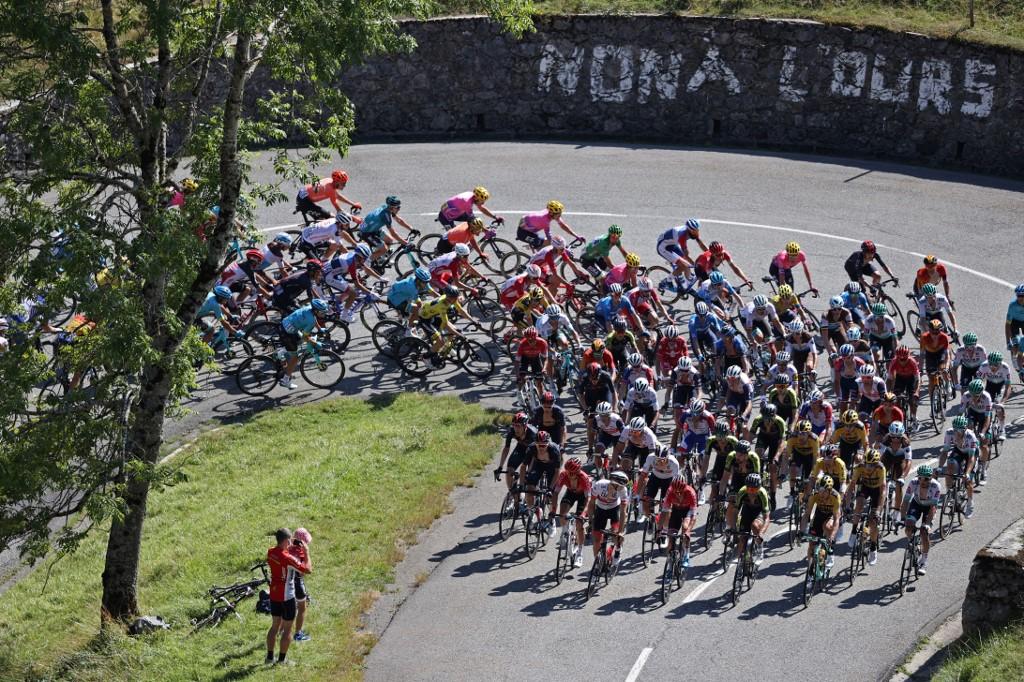 Recorrido de la octava etapa del Tour de Francia
