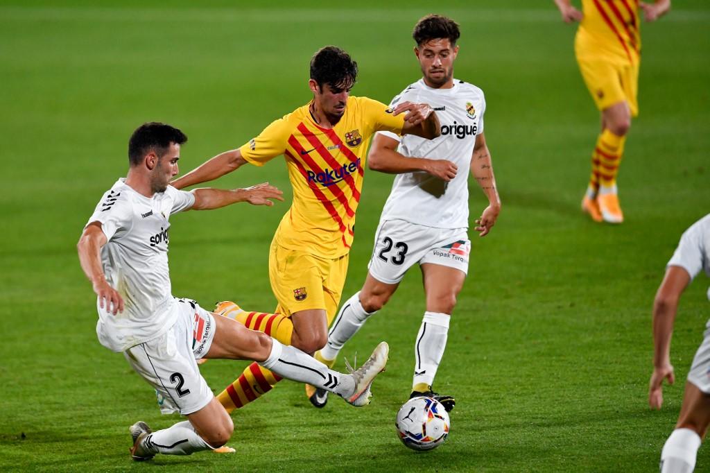 Barcelona vence al Nastic