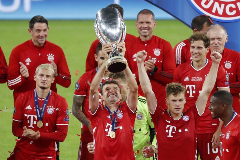 Bayern Münich gana la Supercopa de Europa
