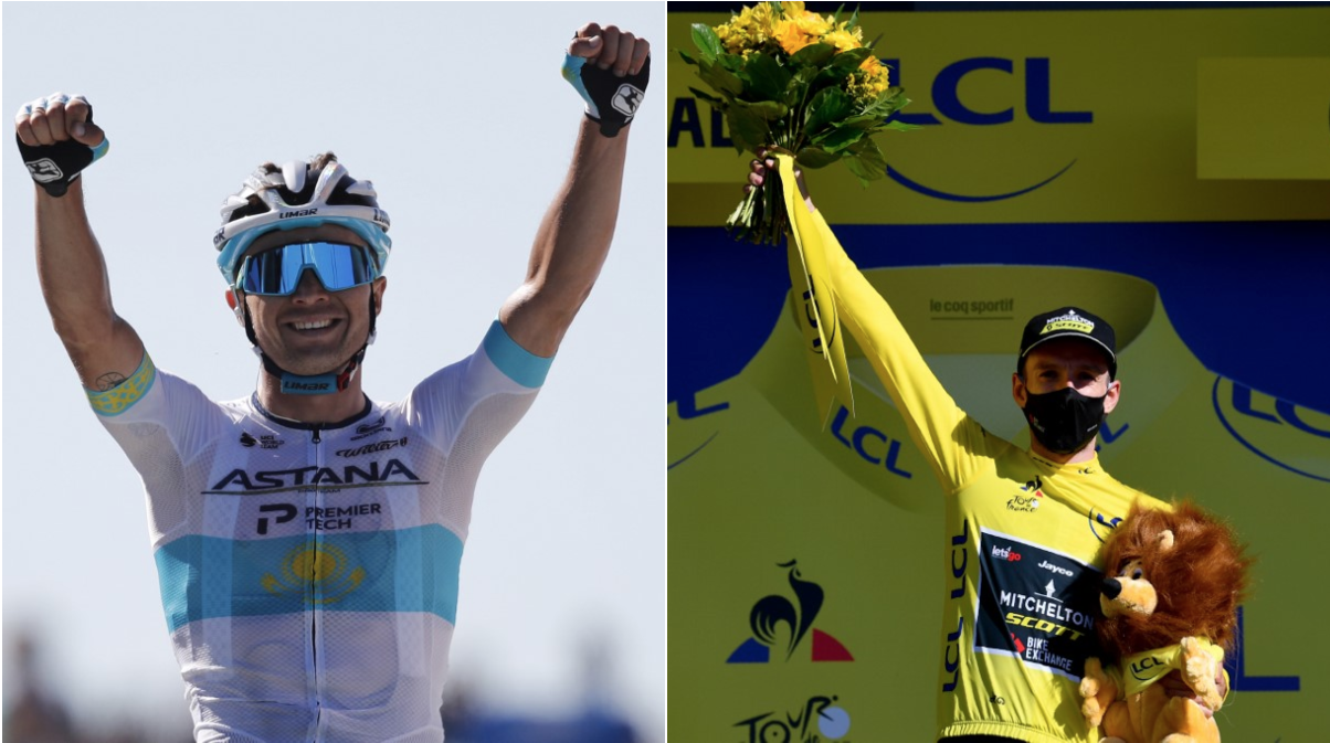 Alexey Lutsenko se queda con la sexta etapa del Tour de Francia