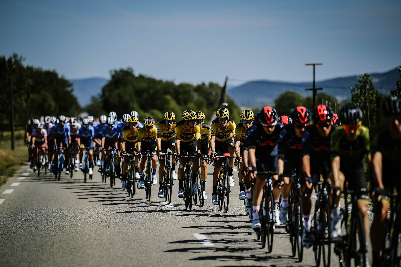 Sexta etapa del Tour de Francia