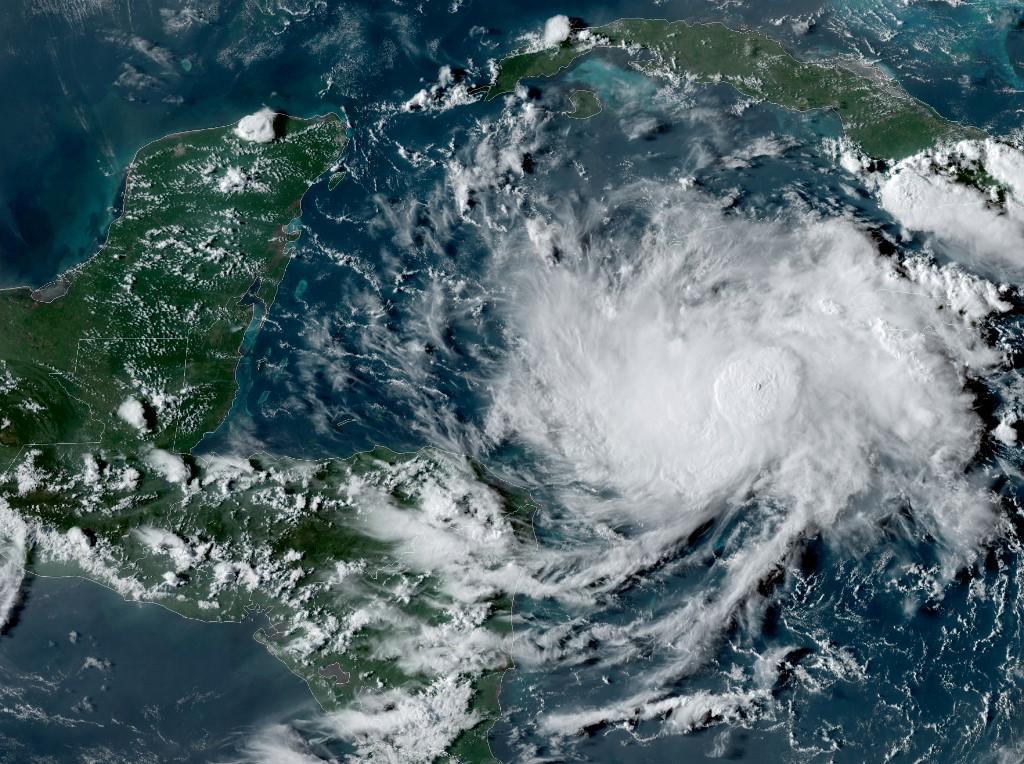 Tormenta tropical Nana
