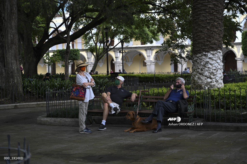 Antigua Guatemala en recuperación económica por la pandemia del Covid-19
