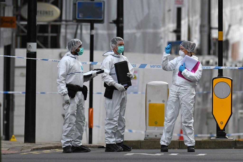 Ataque con cuchillo en Birmingham