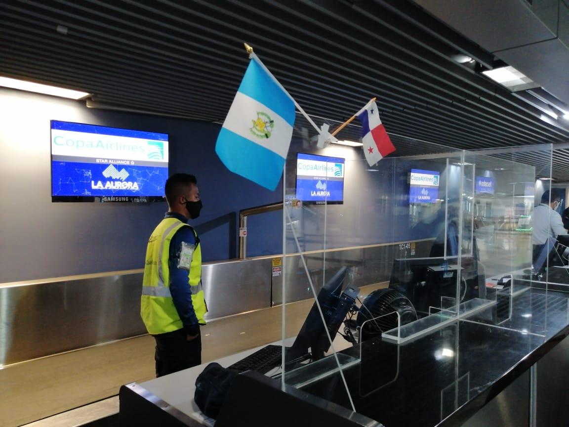 Copa Airlines reinicia funciones en Guatemala