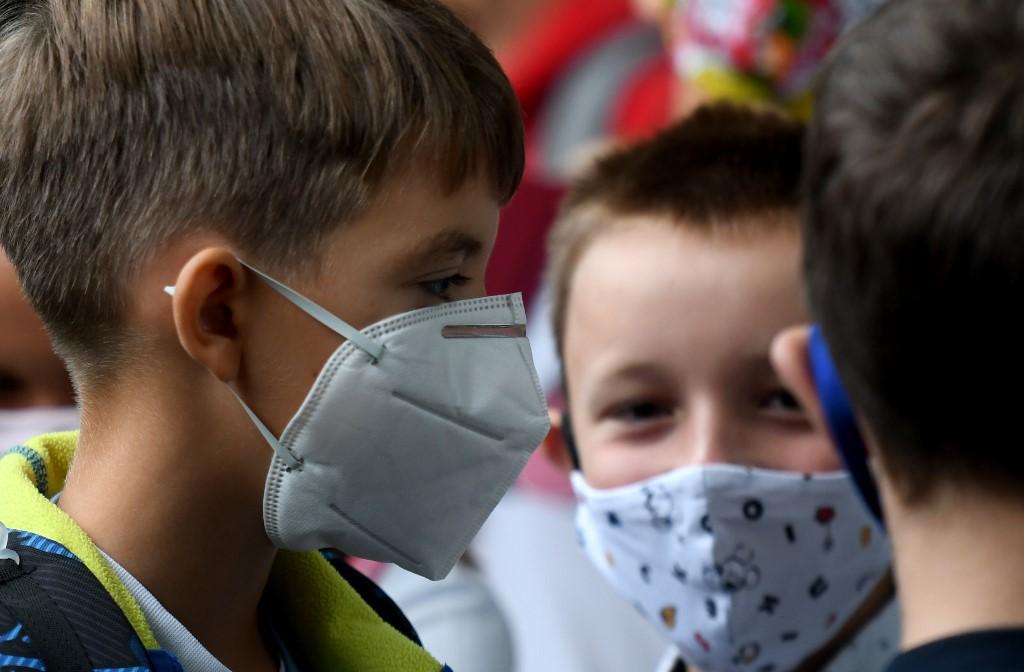 uso de mascarilla en niños