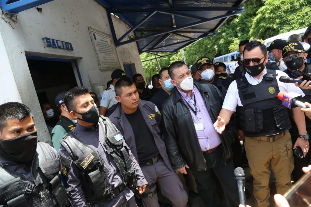 Guardias de Presidios son liberados