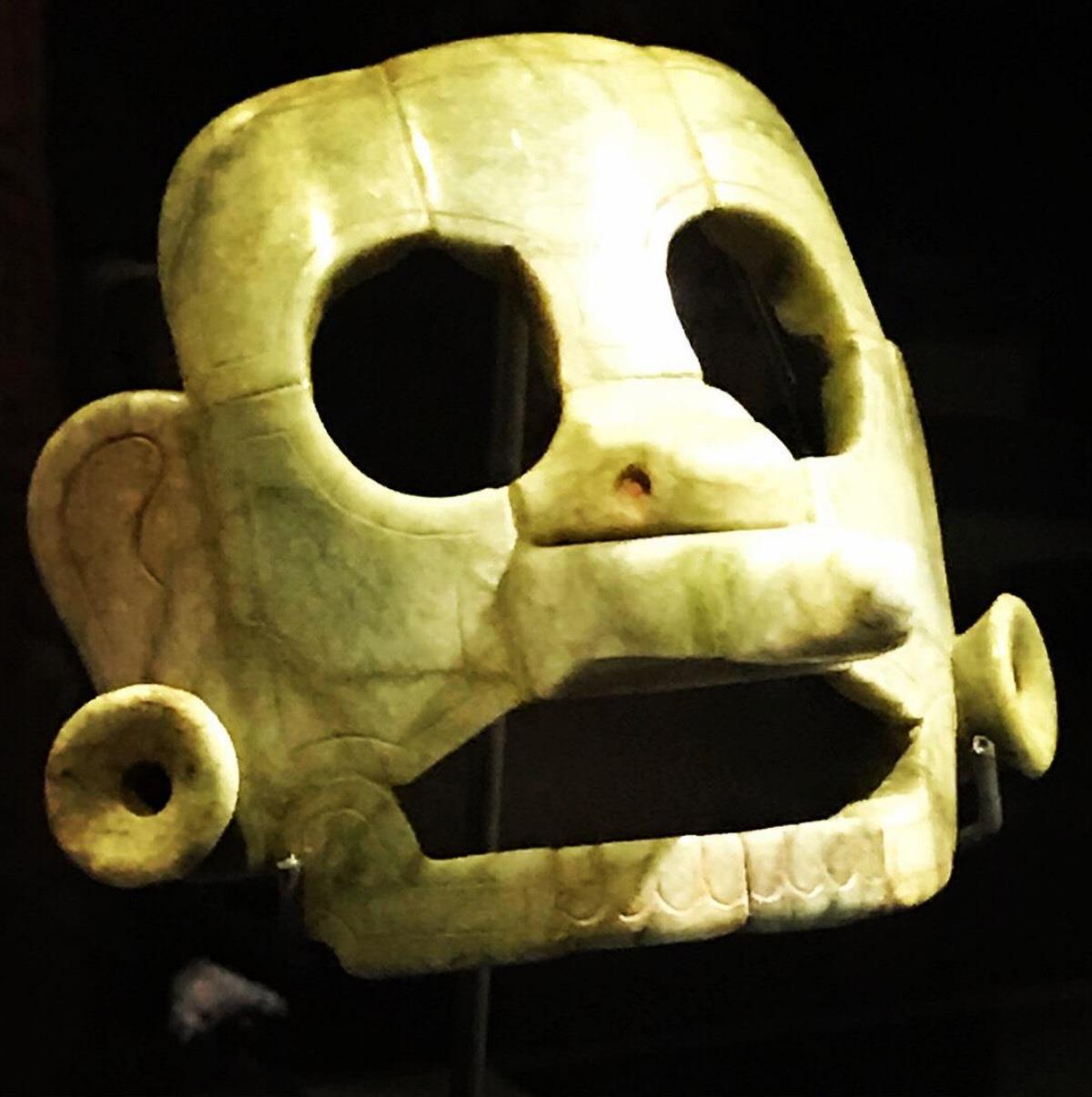 Guatemala recupera en Bélgica pieza maya de más de 1.000 años