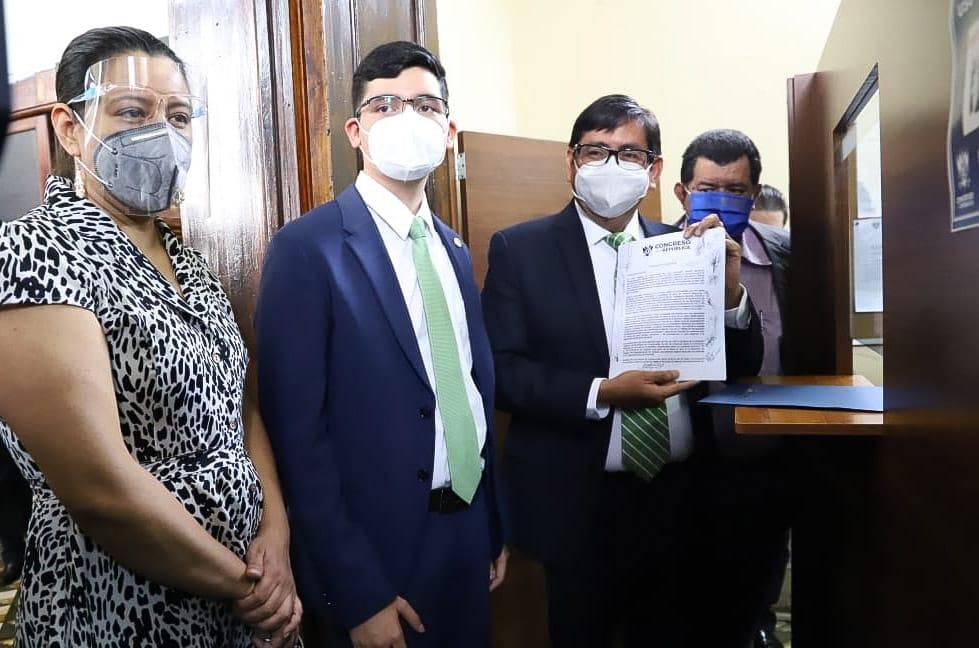 iniciativa de ley de autoridad de manejo sostenible del canal de Chiquimulilla
