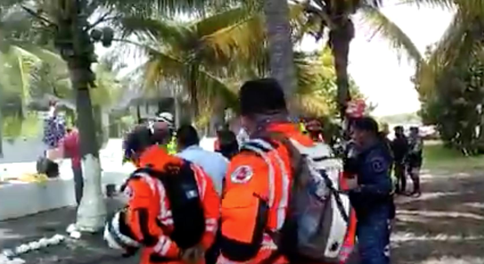 Localizan cuerpo de adolescente desaparecido en playas de Monterrico