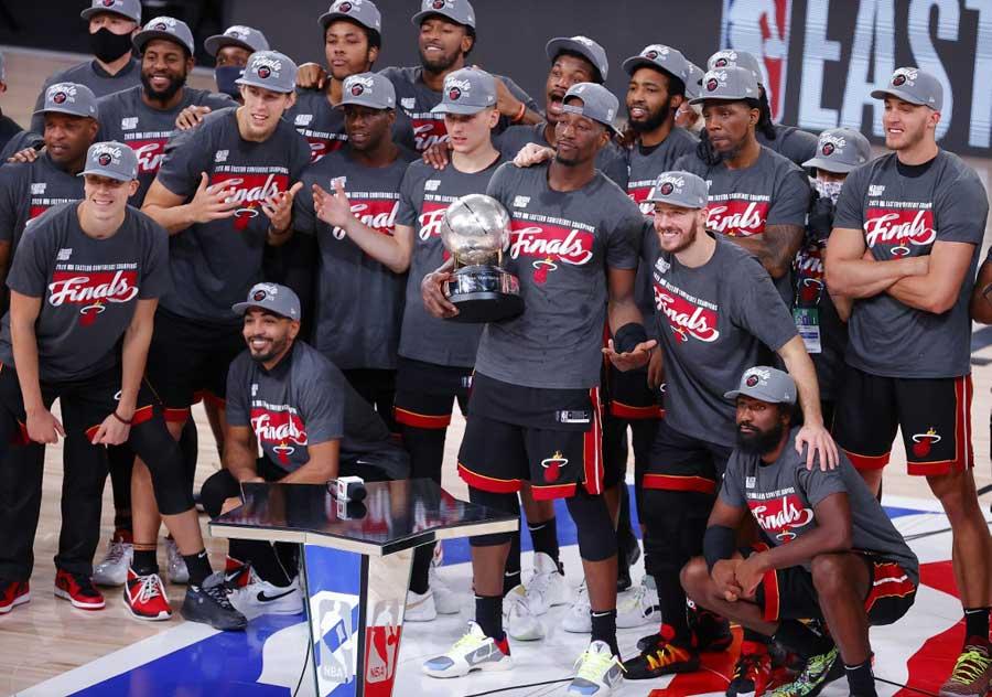 Miami Heat a la final