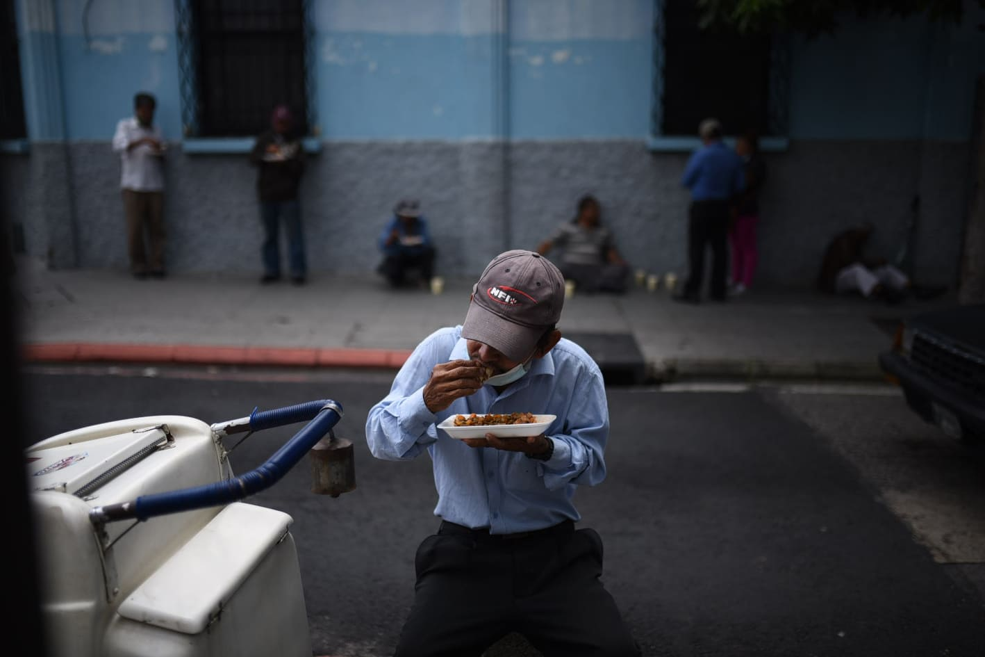 Olla Comunitaria deja de entregar alimentos a partir del 15 de septiembre
